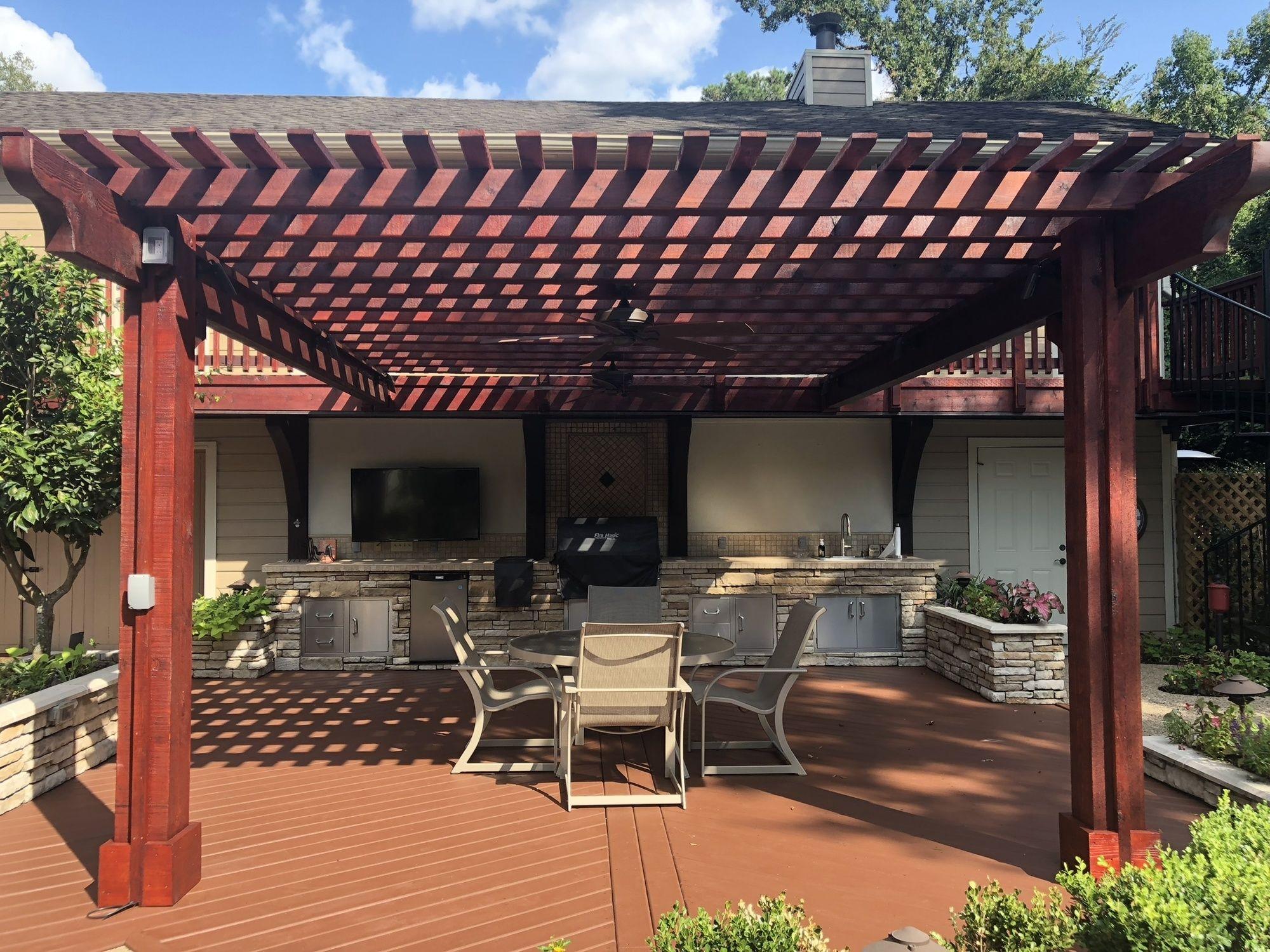 Pergolas & Gazebos - Primo Outdoor Living on Primo Outdoor Living id=59250