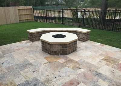 Octogon_Shaped_Gas_Fire_Pit__Travertine_Pavers