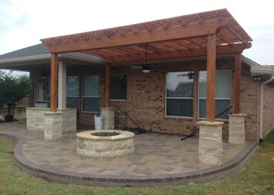 Paver-Patio-Arbor-Kitchen-Fire_Pit-Boren-1