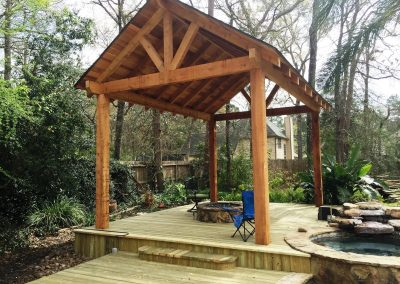 Primo_Outdoor_Living_Cedar_Pavilion_with_Wood_Decking