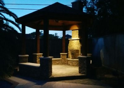 cedar-gazebo-with-low-voltage-lighting