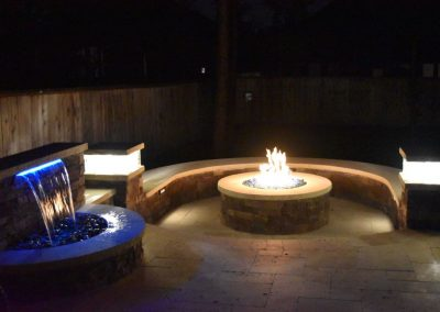 gas-fire-pit-in-woodforest-tx