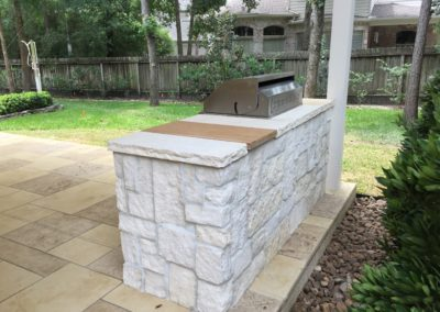 Outdoor-Kitchen-Granite-Counter-BBQ-Grill-Montgomery-Magnolia-Conroe-The-Woodlands-Spring-Cypress-Tomball