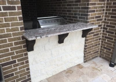 Outdoor-Kitchen-Granite-Counter-BBQ-Grill-Side-Burner-Sink-Bar-Top--Montgomery-Magnolia-Conroe-The-Woodlands-Spring