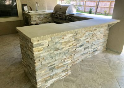 Outdoor-Kitchen-Granite-Counter-BBQ-Grill-Side-Burner-Sink-Bar-Top-Montgomery-Magnolia-Conroe-The-Woodlands-Spring